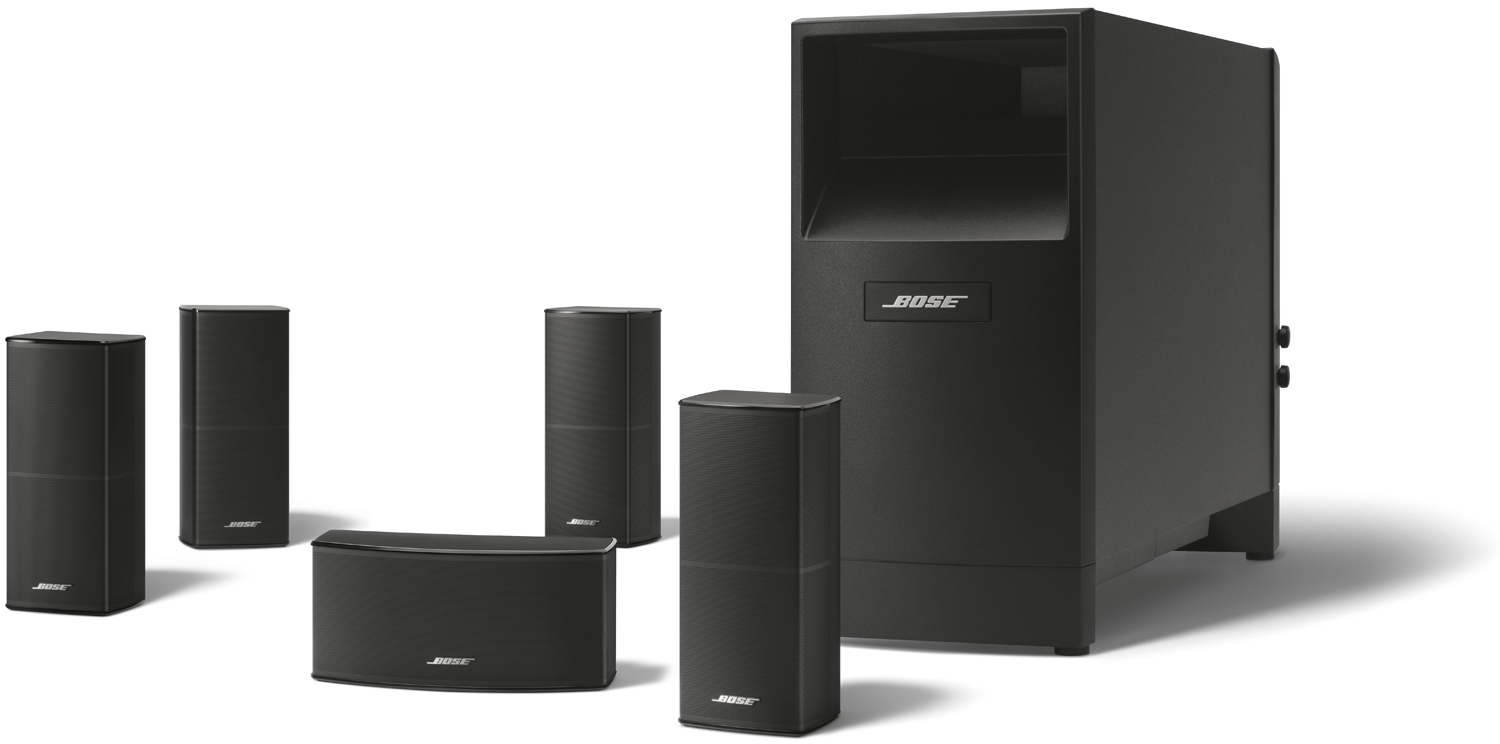 Bose acoustimass 10 series v am10 speakers bose bose acoustimass 10 series v am10 publicscrutiny Choice Image