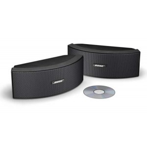 Bose 151SE Environmental Speakers Black