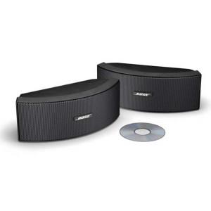 Bose 151SE Environmental Speakers (Open Box, Black)