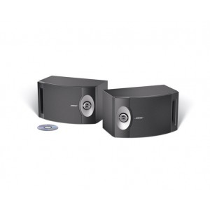 Bose 201V Direct/Reflecting speaker system - Black