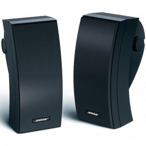Bose 251 Environmental Speakers Black