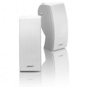 Bose 251 Environmental Speakers White