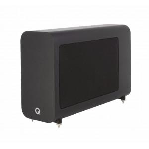 Q Acoustics 3060S Slimline Subwoofer Carbon Black