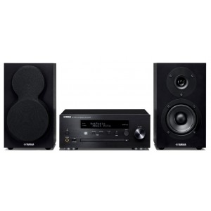 Yamaha MCR-N470D MusicCast HiFi System with Speakers