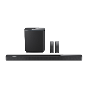 Bose Soundbar 700 w/ BM700 w/ Surround Speakers 700