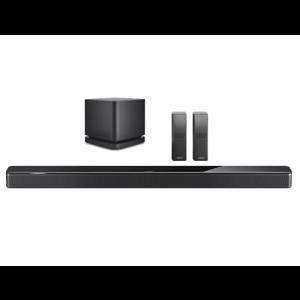 Bose Soundbar 700 w/ BM500 w/ Surround Speakers 700