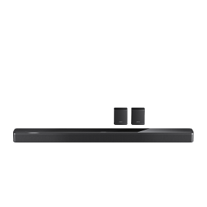 Bose Soundbar 500 w/ Surround Speakers 300