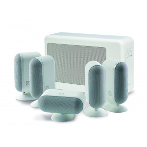 Q Acoustics 7000i 5.1 Slim Speaker Package White