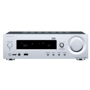 Onkyo R-N855 Network Stereo Receiver - Silver