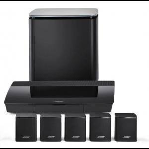 Bose Lifestyle 550 Home Entertainment System Black