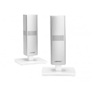 Bose OmniJewel table stands pair (White)