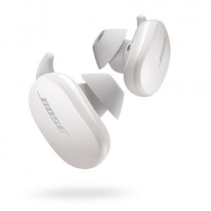 Bose Quiet Comfort QC Earbuds wireless noise cancelling headphones Soapstone