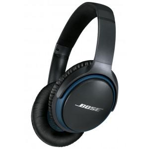 Bose SoundLink around-ear II wireless headphones Black