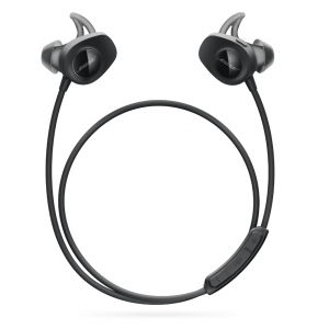 Bose SoundSport wireless headphones NFC Bluetooth Black
