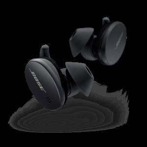 Bose Sport Earbuds wireless headphones Triple Black