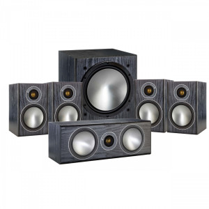 Monitor Audio Bronze 1 5.1 Package