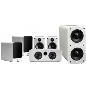 Q Acoustics Concept 20 Cinema Pack 5.1