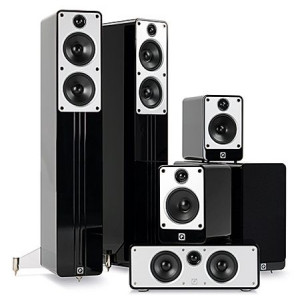 Q Acoustics Concept 40 Cinema Pack 5.1
