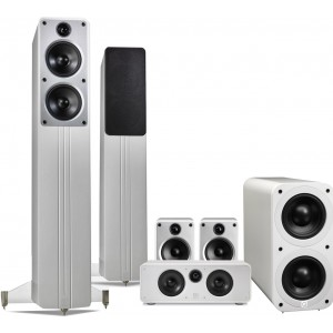 Q Acoustics Concept 40 Cinema Pack