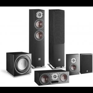 Dali Oberon 5 5.1 Speaker Package Black Ash