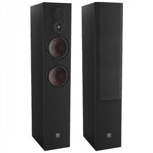 Dali Opticon 6 MK2 Speakers (Open Box, Black)