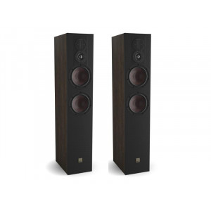 Dali Opticon 6 MK2 Floorstanding Speakers Tobacco Oak