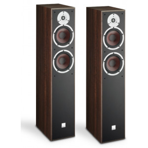 Dali Spektor 6 Floorstanding Speakers Walnut
