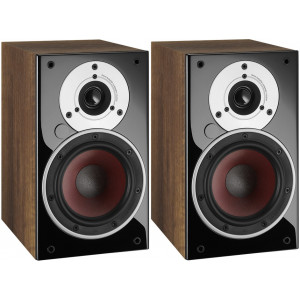 Dali Zensor 1 AX Active Bluetooth Speakers-Walnut