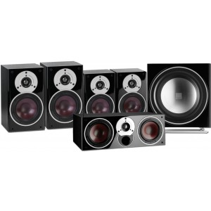 Dali Zensor 3 5.1 Speaker Package with E9 sub