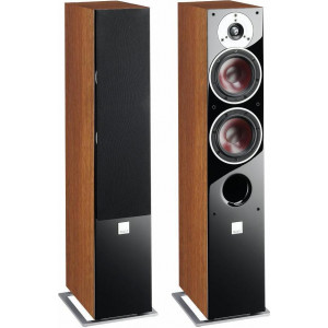 Dali Zensor 7 Speakers (Open Box, Walnut)