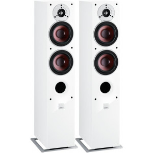 Dali Zensor 5 Floorstanding Speakers White