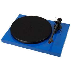 Pro-Ject Debut Carbon Turntable - Blue
