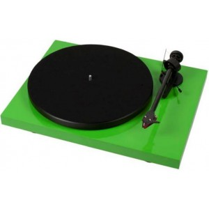 Pro-Ject Debut Carbon Turntable - Green