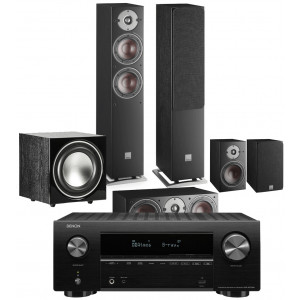 Denon AVR-X2700H AV Receiver w/ Dali Oberon 5 5.1 Speaker Package