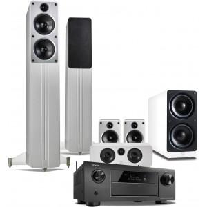 Denon AVR-X6200W w/  Q Acoustics Concept 40 Speakers (5.1)