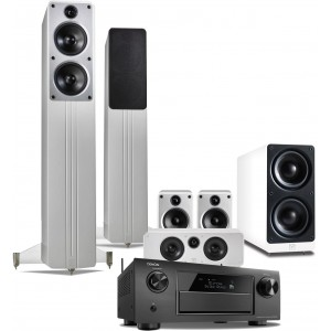 Denon AVR-X4200W w/  Q Acoustics Concept 40 Speakers (5.1)
