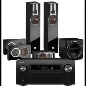 Denon AVC-X8500H AV Receiver w/ Dali Opticon 5 5.1 Speaker Package