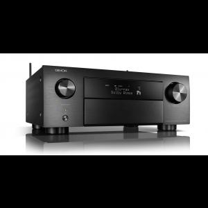 Denon AVC-X4700H Black 9.2ch 8K AV Amplifier (Slight Mark)