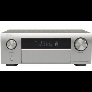 Denon AVR-X4500H AV Receiver HEOS Silver