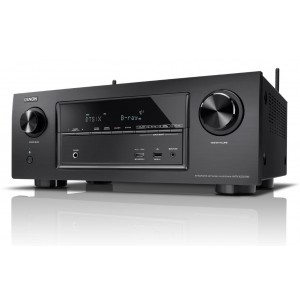 Denon AVR-X2300W AV Receiver 7.2 channel Dolby Atmos DTS:X HDR Bluetooth AirPlay WiFi