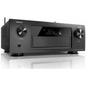 Denon AVR-X4300H AV Receiver 9.2 channel 4K Network HEOS Dolby Atmos DTS:X HDR WiFi