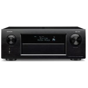Denon AVR-X6300H AV Receiver Black