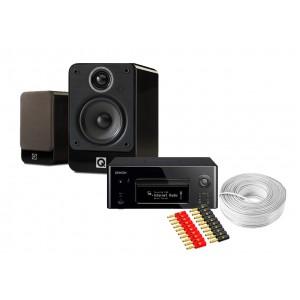 Denon CEOL RCD-N9 w/ Q Acoustics 2020i