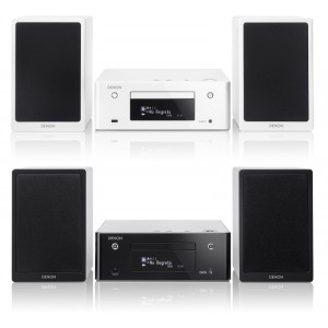 Denon CEOL RCD-N9 with SC-N9 Speaker pair (RCDN9 + SCN9)