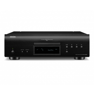Denon DCD-1600NE Super Audio CD Player SACD Black