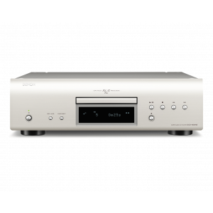 Denon DCD-1600NE Super Audio CD Player SACD Silver