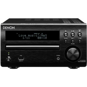 Denon DM40 DAB Micro System (RCD-M40)