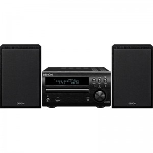 Denon DM40 DAB w/ Denon SCF109 Speakers