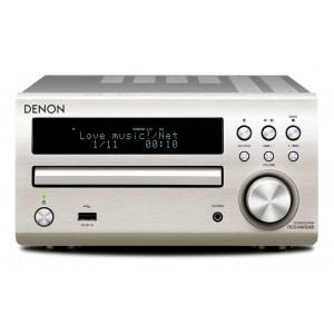 Denon RCD-M40 DAB Micro Hi-Fi System (DM40) Silver