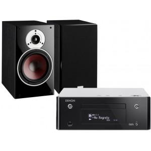 Denon CEOL RCD-N9 w/ Dali Zensor 3 Speakers